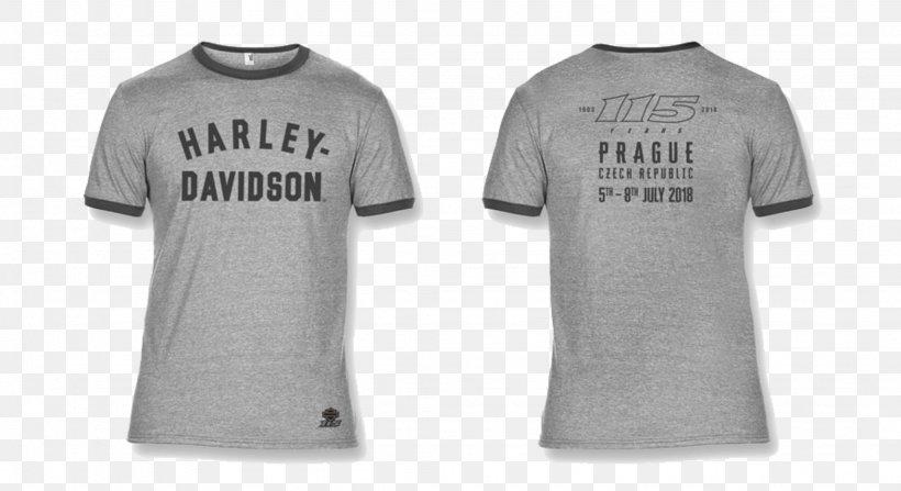 T-shirt HARLEY-DAVIDSON Anniversary, PNG, 2048x1118px, Tshirt, Active Shirt, Anniversary, Brand, Clothing Sizes Download Free