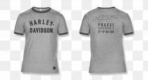Shirt - T-shirt HARLEY-DAVIDSON Anniversary PNG