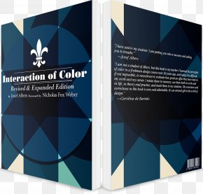 Design - Interaction Of Color Graphic Design Design Editorial Communication Design PNG