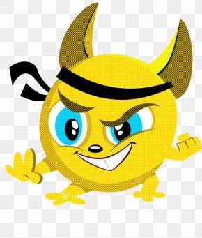 Animation Smiley - Emoticon PNG