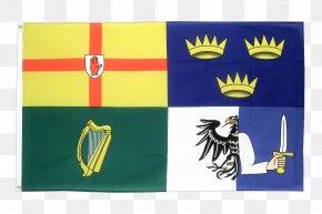 Flag - Four Provinces Flag Of Ireland Provinces Of Ireland PNG