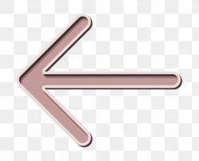 Triangle Symbol - Arrow Icon Left Icon PNG