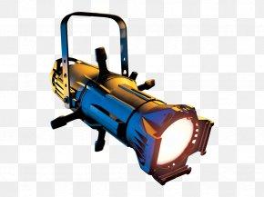 Led Stage Lighting Spotlights - Ellipsoidal Reflector Spotlight Source Four Stage Lighting PNG