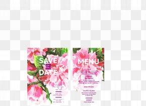 Vector Watercolor Floral Background - Floral Design Watercolor Painting Flower PNG