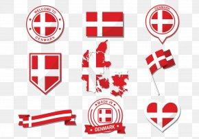 Turkey Flag - Flag Of Denmark Danish National Flag PNG