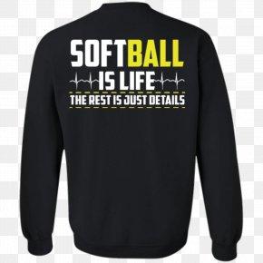 T-shirt - T-shirt Fastpitch Softball Baseball Hoodie PNG