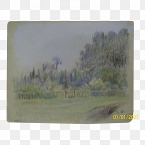 Painting - Painting Land Lot Landscape Rectangle Real Property PNG