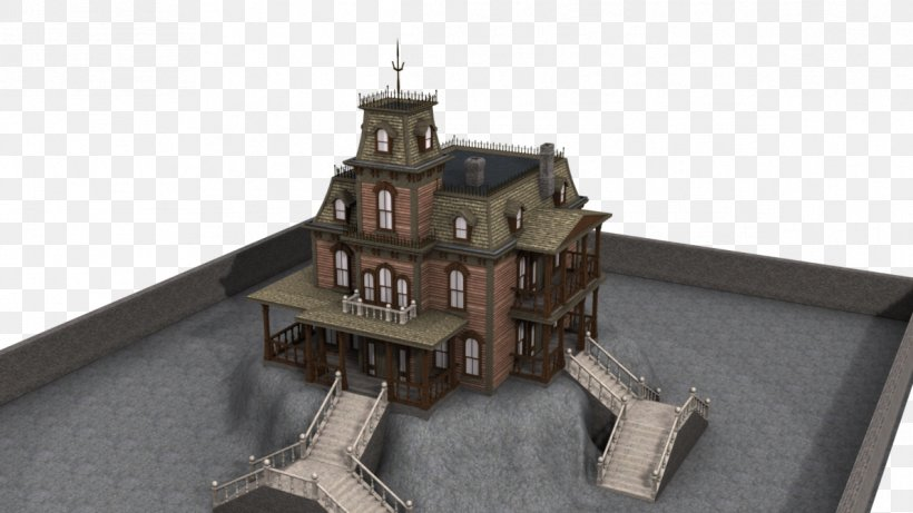 Phantom Manor Manor House Minecraft Png 1191x670px
