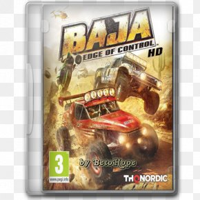 Clase Baja - Baja: Edge Of Control Xbox 360 Xbox One Video Game PlayStation 4 PNG