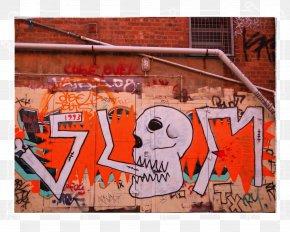 Street Art - Street Art Graffiti Poster PNG
