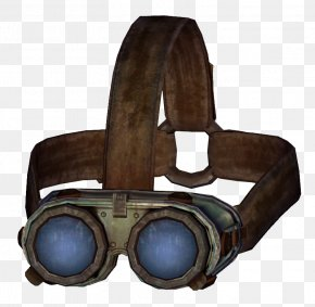 GOGGLES - Fallout 3 Fallout 4 Old World Blues Fallout: New Vegas Goggles PNG