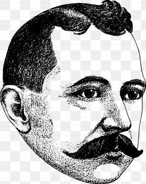 Moustache - Moustache Clip Art PNG