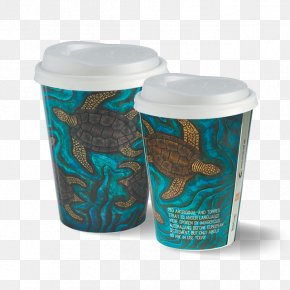 Coffee Paper Cup - Coffee Cup Paper Lid Plastic PNG
