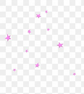 Pink Star - Drawing Pink PNG