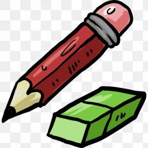 Pencil - Paper Pencil Eraser Clip Art PNG