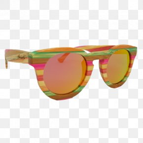 Retro Summer Wood Bamboo Sunglasses - Sunglasses Goggles Eye Protection Polarization PNG
