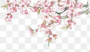Petal Tree - Cherry Blossom PNG