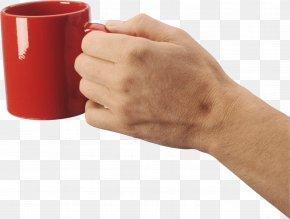 Hands Hand Image - Coffee Cup Tea Cappuccino Mug PNG
