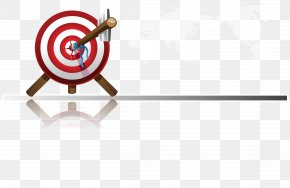 Red Target Business Cover. - Target Corporation Business Target Market Sales Clip Art PNG