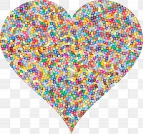 Heart Sprinkles - Clip Art Openclipart Desktop Wallpaper Weaving PNG