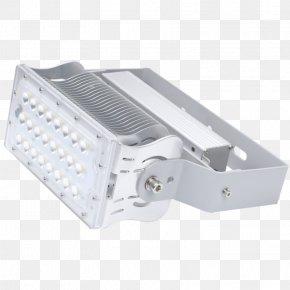 Light - Floodlight Light-emitting Diode LED Street Light Landscape Lighting PNG