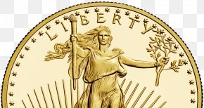 Gold Checkmark - American Gold Eagle Gold As An Investment Bullion Coin PNG