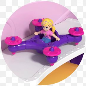 Polly Pocket - Toy Polly Pocket Mattel Doll Barbie PNG