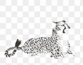 Cheetah - Felidae Cheetah Cat Giraffe Lion PNG