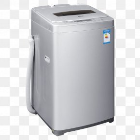 Haier Washing Machine Physical Decoration Design Material - Haier Washing Machine Home Appliance Small Appliance PNG