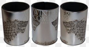 Direwolf Winter Is Coming - House Stark Winter Is Coming Dire Wolf Image Cup PNG