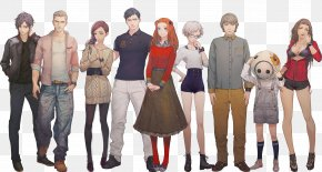999 Virtue's Last Reward - Zero Time Dilemma Zero Escape: Virtue's Last Reward Nine Hours, Nine Persons, Nine Doors Character Video Games PNG