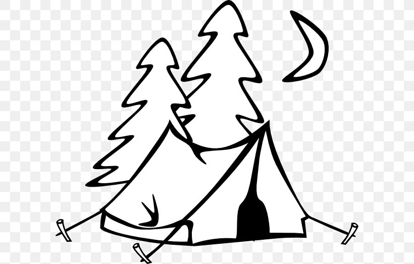 Free Content Camping Clip Art Png 600x523px Tent Area Art Artwork Black Download Free