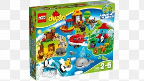 Toy - LEGO 10805 DUPLO Around The World Lego Duplo The Lego Group Toy PNG