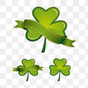 Saint Patrick's Day - Saint Patrick's Day Shamrock Ireland Clip Art PNG