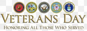 Military - Veterans Day Banner Military Memorial Day PNG