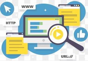 Web Design And Development - Digital Marketing Web Development Responsive Web Design Search Engine Optimization PNG