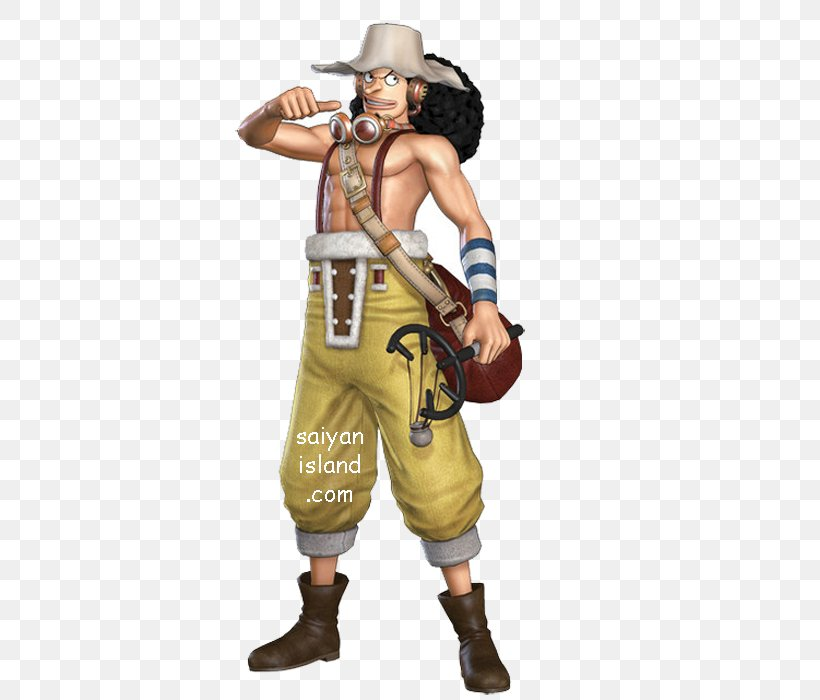 Usopp Monkey D. Luffy One Piece: Pirate Warriors 2, PNG, 389x700px, Usopp, Costume, Figurine, Joint, Monkey D Luffy Download Free