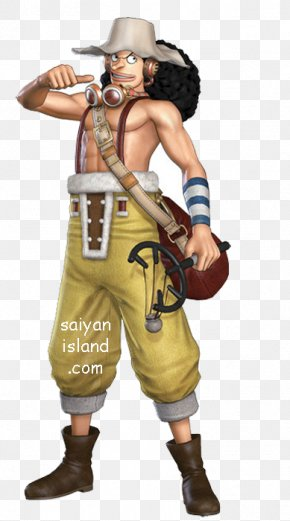 One Piece - Usopp Monkey D. Luffy One Piece: Pirate Warriors 2 PNG