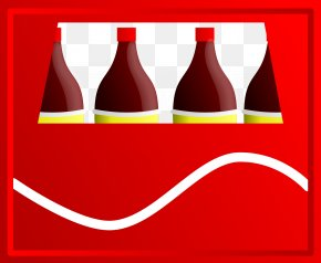 Water Crate Cliparts - Soft Drink Coca-Cola Diet Coke Crate Clip Art PNG