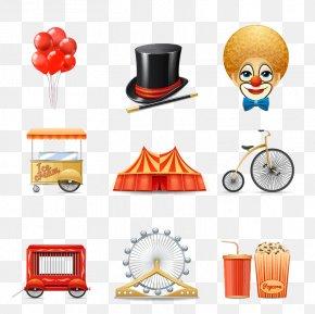 Circus - Circus Royalty-free Clown Icon PNG