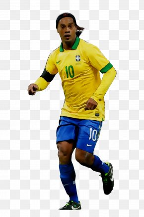 Ronaldinho Brazil National Football Team 2018 World Cup FIFA 14 PNG