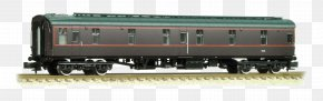 Train - Train Rail Transport Passenger Car Railroad Car PNG