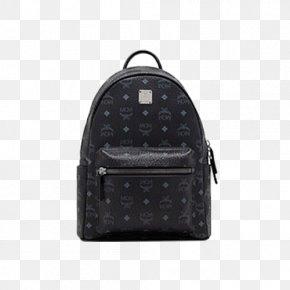 Barbie Black Bow Package - Backpack MCM Worldwide Handbag Pocket PNG