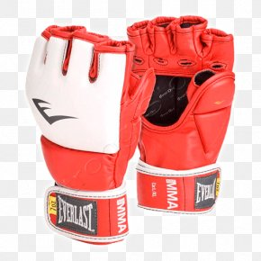 Mixed Martial Arts - MMA Gloves Mixed Martial Arts Boxing Glove Grappling PNG