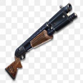 Weapon - Fortnite Battle Royale Pump Action Shotgun Weapon PNG