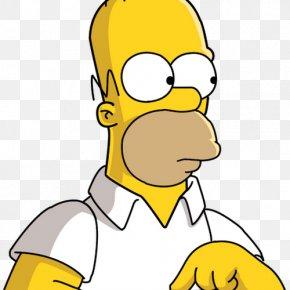 Bart Simpson - Homer Simpson Bart Simpson Mr. Burns I Am Furious (Yellow) PNG