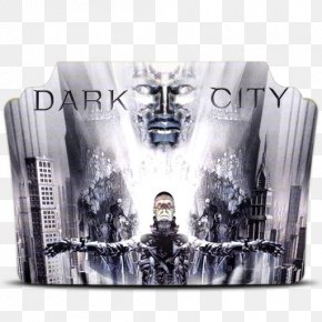 Dark City - Blu-ray Disc Film Director Director's Cut Cinema PNG
