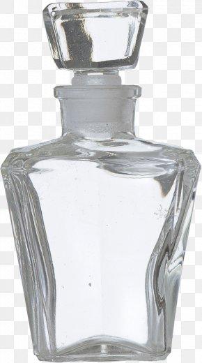Square Transparent Glass Bottle Cork - Glass Bottle Glass Bottle Transparency And Translucency Bung PNG