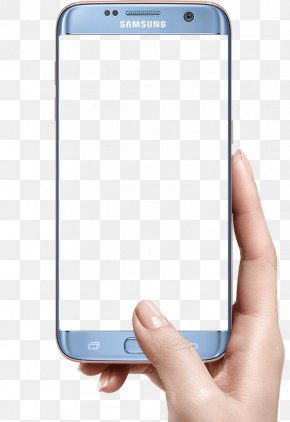 Samsung - Samsung Galaxy S7 IPhone Smartphone PNG