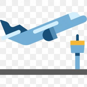 Plane - Airplane Flight Air Travel Aircraft Clip Art PNG